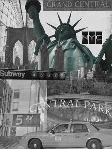 All About NY 2 by Carole Stevens