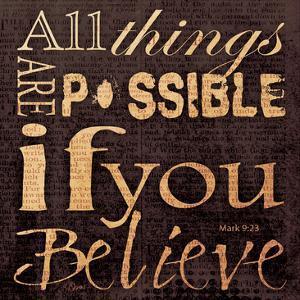 Believe Mark by Carole Stevens