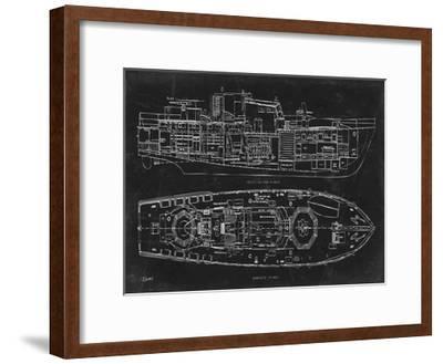 Boat Blueprint 1