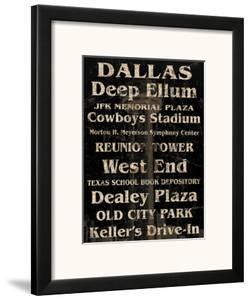 Dallas by Carole Stevens