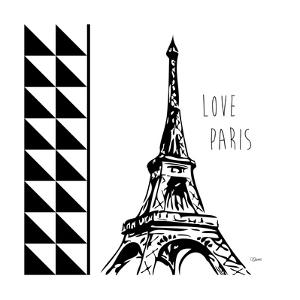 Love Paris by Carole Stevens