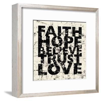 Marble Faith Hope