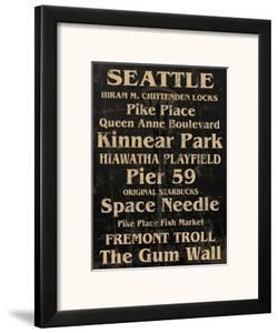 Seattle by Carole Stevens