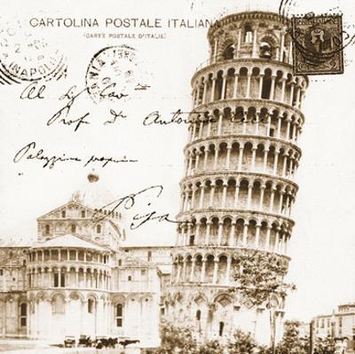 Vintage Pisa