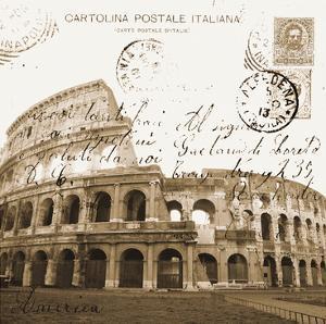 Vintage Roma by Carole Stevens