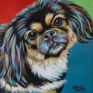 Chroma Dogs IV by Carolee Vitaletti
