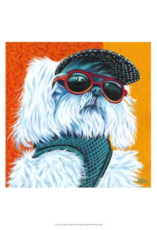 Cute Pups IV by Carolee Vitaletti