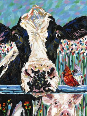 Farm Buddies II by Carolee Vitaletti