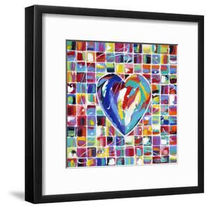 Hearts of a Different Color I by Carolee Vitaletti