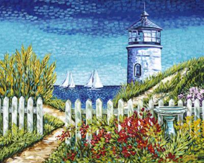 Lighthouse Retreat I by Carolee Vitaletti