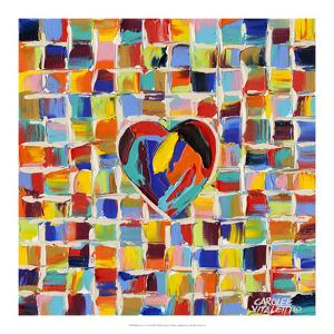 Love of Color II by Carolee Vitaletti