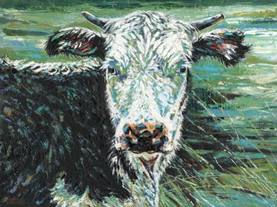 Marshland Cow I by Carolee Vitaletti