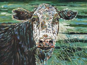 Marshland Cow II by Carolee Vitaletti