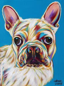 Nosey Dog III by Carolee Vitaletti