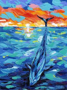 Ocean Friends II by Carolee Vitaletti