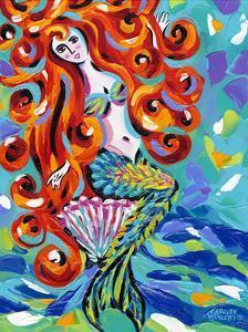 Ocean Friends IV by Carolee Vitaletti