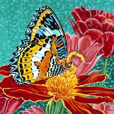 Poised Butterfly I by Carolee Vitaletti