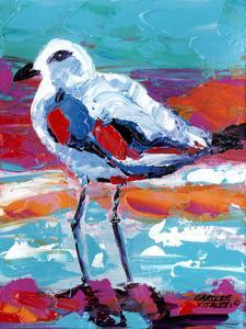 Seaside Birds I by Carolee Vitaletti