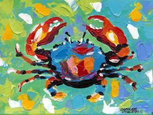 Seaside Crab I by Carolee Vitaletti