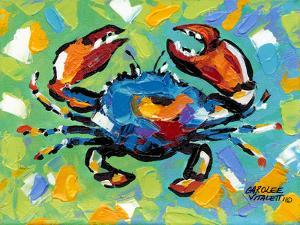 Seaside Crab II by Carolee Vitaletti