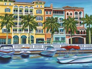 Tropical Rendezvous I by Carolee Vitaletti