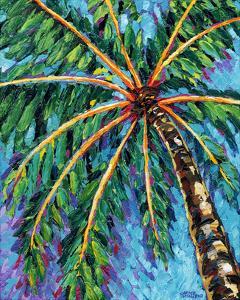 Under the Palms II by Carolee Vitaletti