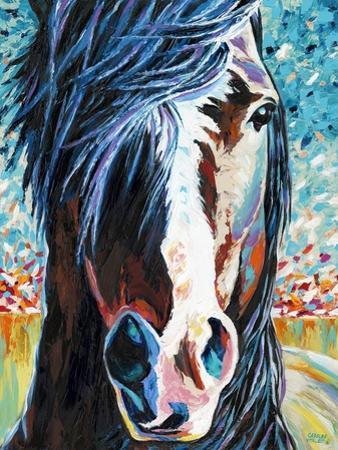 Wild at Heart I by Carolee Vitaletti
