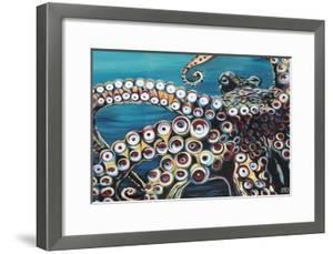 Wild Octopus I by Carolee Vitaletti
