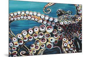 Wild Octopus I by Carolee Vitaletti