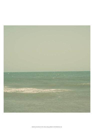 Carolina Beach I-Alicia Ludwig-Art Print