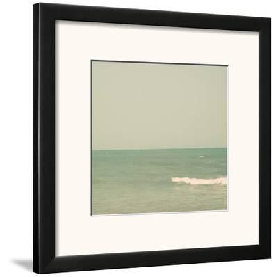 Carolina Beach II-Alicia Ludwig-Framed Art Print