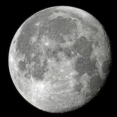 Carolina Moon-Edd Lange-Photographic Print