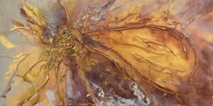 Gold Lotus II by Caroline Ashwood