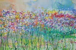 Le Jardin by Caroline Ashwood