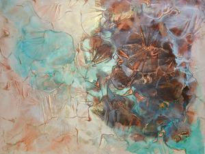 Rock Pool by Caroline Ashwood