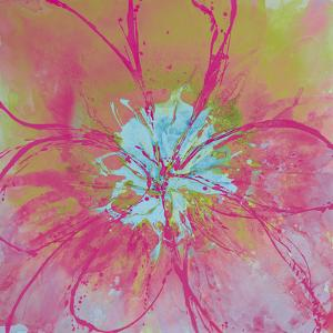 Vivid Bouquet I by Caroline Ashwood