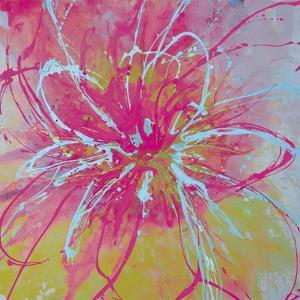 Vivid Bouquet II by Caroline Ashwood