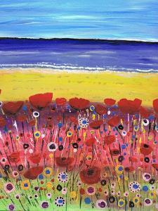 Remembrance Poppies by Caroline Duncan