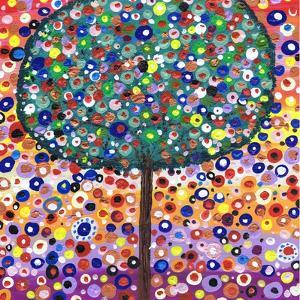 The Colour Tree by Caroline Duncan