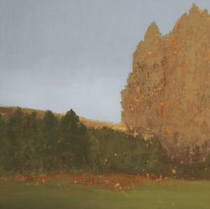 Copper Grove II by Caroline Gold