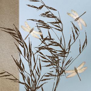 Dragonflies by Caroline Gold
