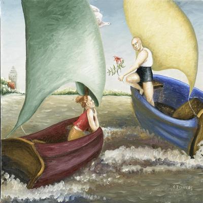 Sea Annunciation, 1 (2006)