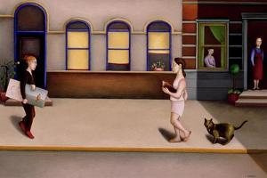 Street 2 by Caroline Jennings