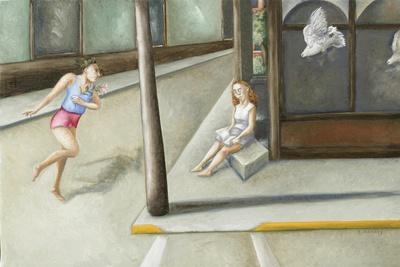 Street Corner Annunciation, 2006