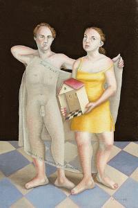 Untitled Study by Caroline Jennings