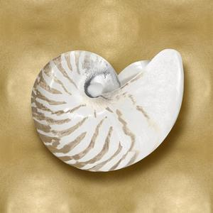 Ocean Gem on Gold III by Caroline Kelly