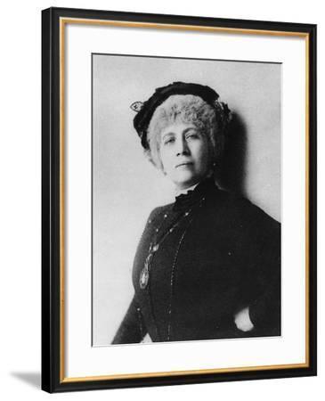 Caroline Remy, C.1900-10--Framed Photographic Print