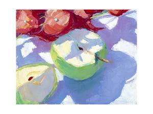 Fruit Slices II by Carolyn Biggio
