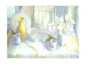 Winter White by Carolyn Biggio