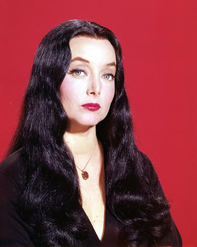 Carolyn Jones, The Addams Family (1964)--Photo